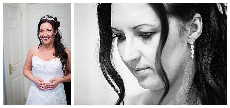 East Sussex Bridal Prep Images