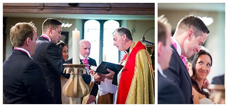 Uxbridge Wedding Vows