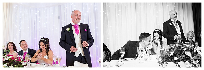 East Grinstead Father of the Bride Speech