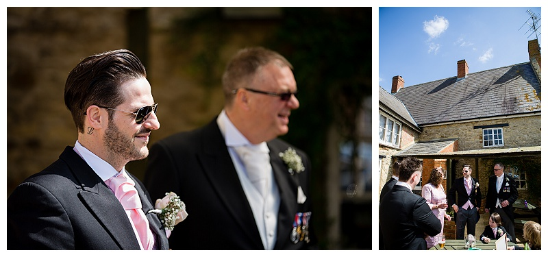 Wedding at Fawsley Hall