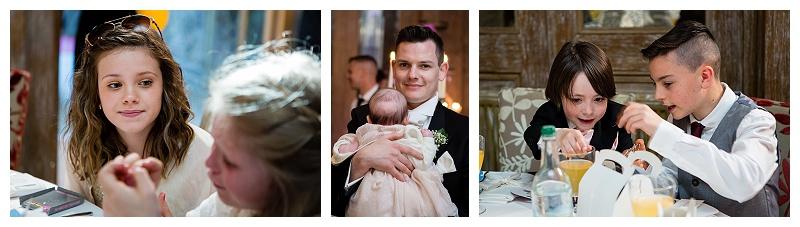 Fawsley Hall Wedding Day