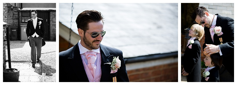 Images from Fawsley Hall Wedding