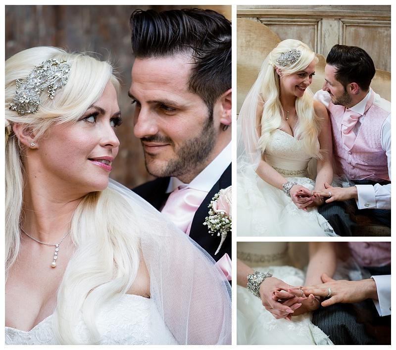 magazine style wedding photography