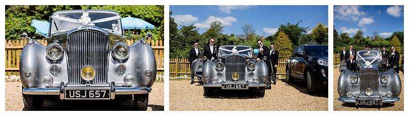 Awesome Wedding Car Photos