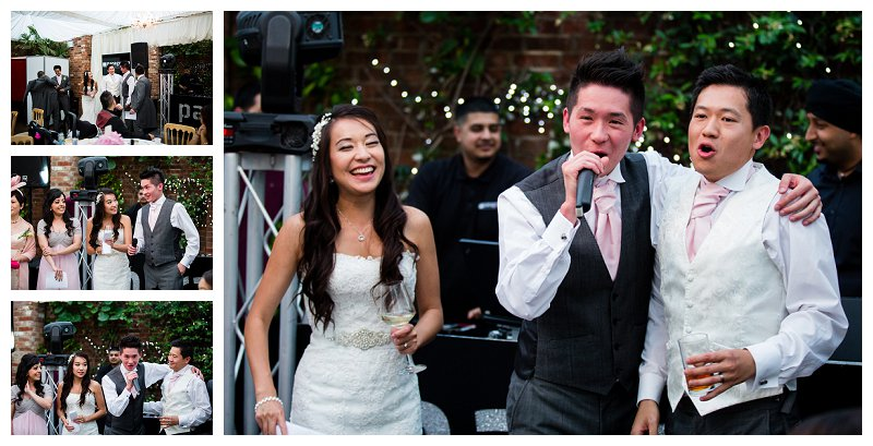 Best Wedding Speeches Photographer