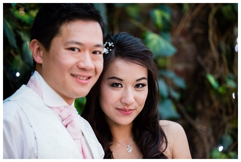Beautiful Chinese Wedding Couple