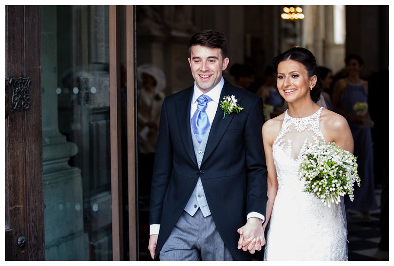 Best Drapers Hall Wedding Photography