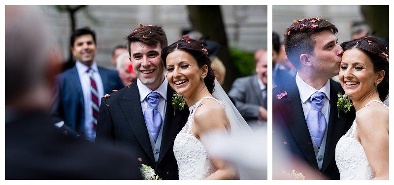 Stunning Drapers Hall Wedding Photographer