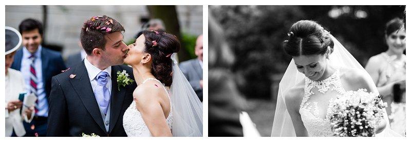 Stunning Drapers Hall Wedding Photography