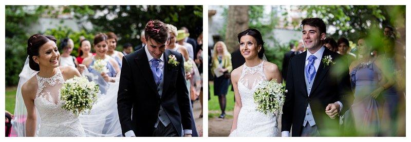 Creative Drapers Hall Wedding Photographer