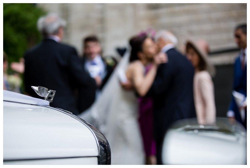 Creative Drapers Hall Wedding Photography