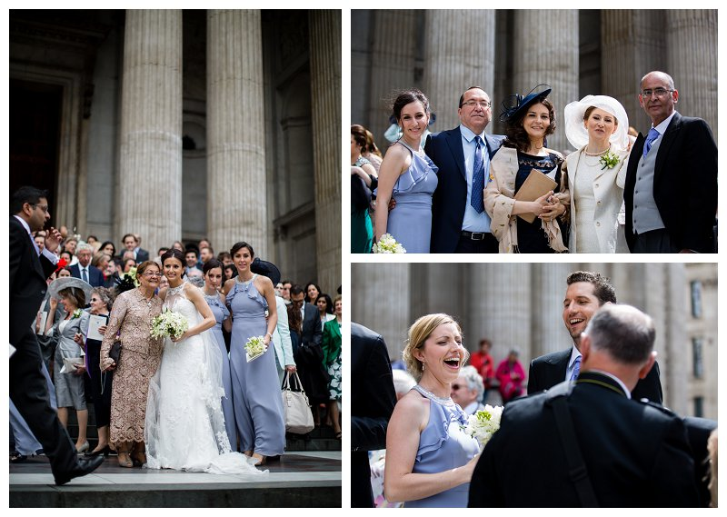 Beautiful Drapers Hall Wedding Photographer