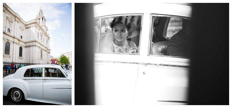 Best St Paul's Wedding Photography
