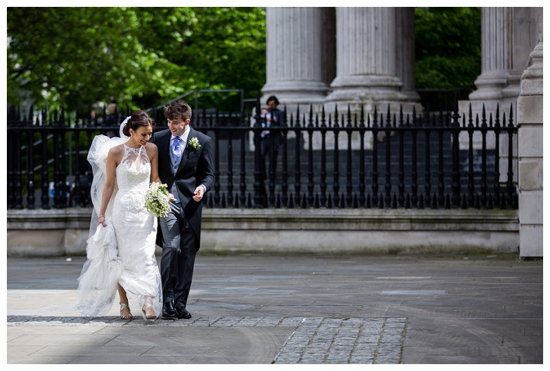 St Pauls Wedding Photography