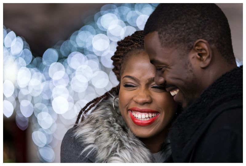 Amazing Pre Wedding Shoot in London's West End