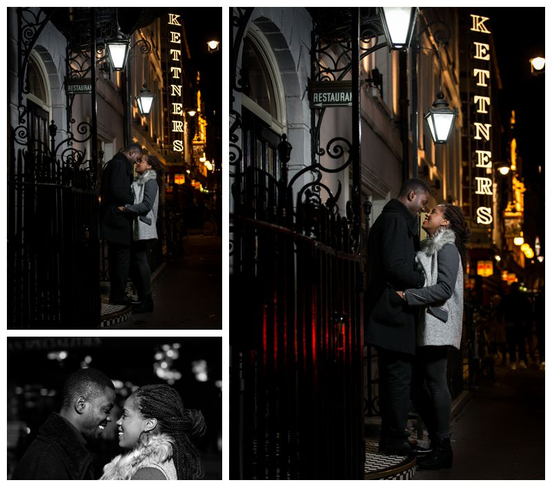 Stunning London Pre Wedding Photographer