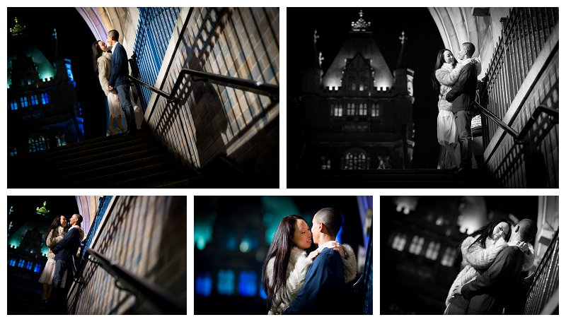 11 Stunning Romantic Pre Wedding Engagement Shoot Photographer Tower Bridge at Night City of London