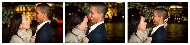 13 Gorgeous romantic night time city of london pre wedding shoot engagement photographs