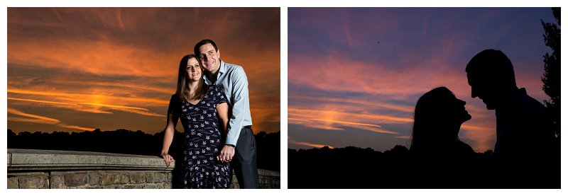 9 Kent Wedding Photographer Five Arches Cray Meadows Gorgeous Sunset Images