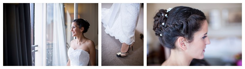 Savile Club Wedding Photographer Mayfair Bridal Prep