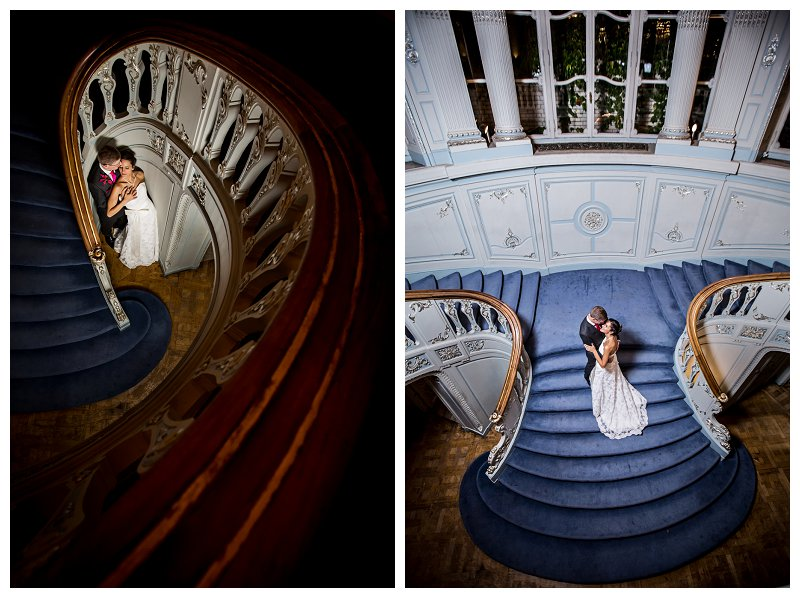 London Fashion Inspired Wedding Photography