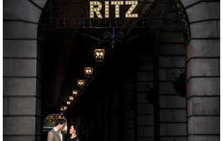 Ritz Engagement Shoot Photographer