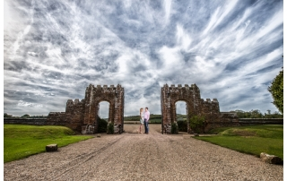 Amazing Engagement Photographer Eastwell Manor Ashford Kent