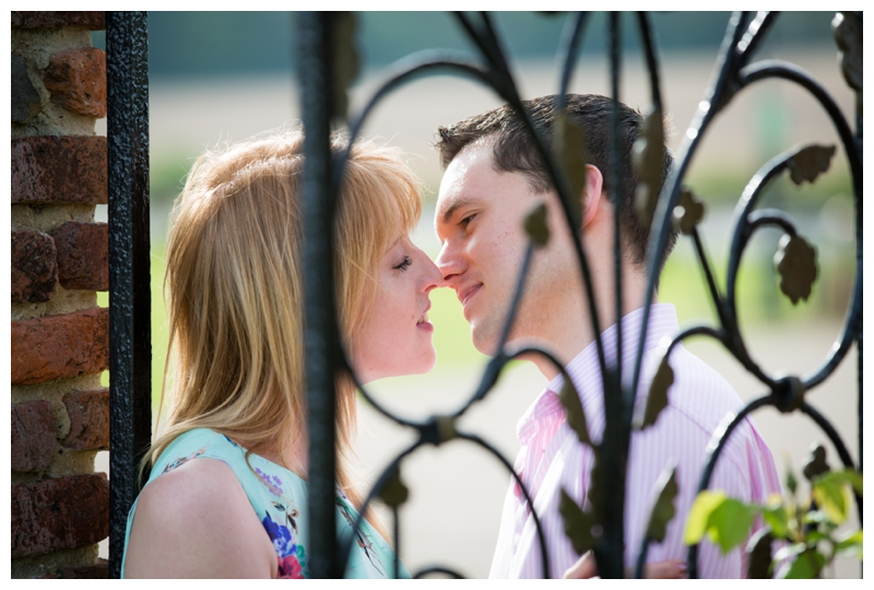 Beautiful Engagement Photographer Eastwell Manor Ashford Kent
