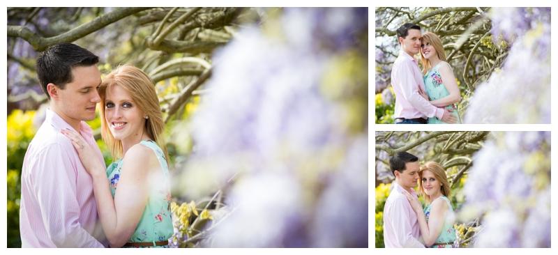 Romantic Engagement Photographer Eastwell Manor Ashford Kent