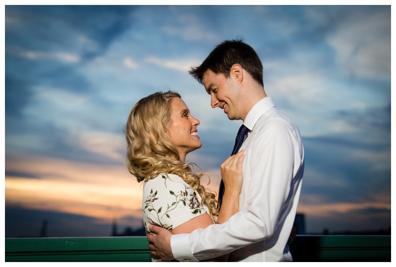 Stunning-London-Engagement-Shoot-Southwark-Bridge