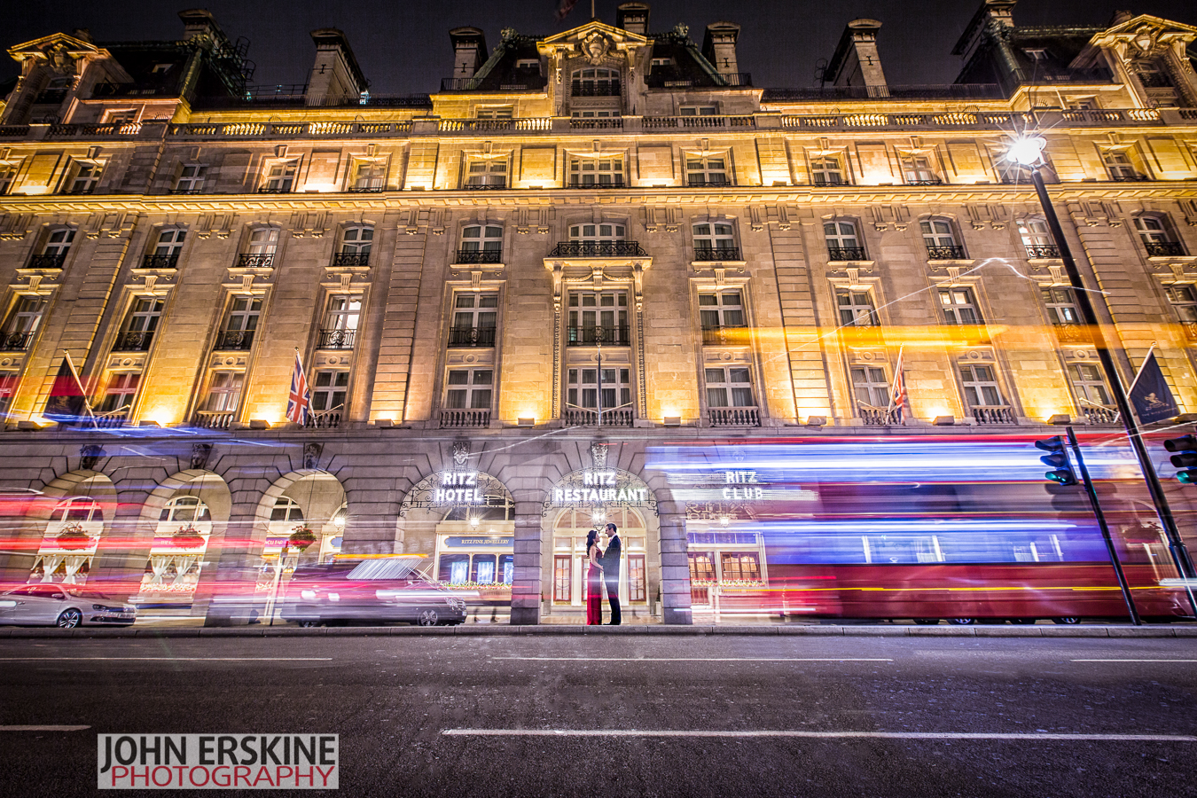 London Wedding Photography Prices - Ritz Wedding Bus