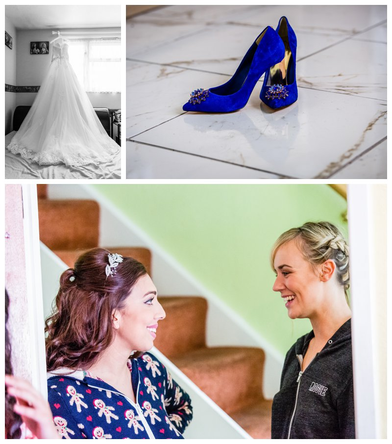 Top Kent Wedding Photographer Bridal Prep
