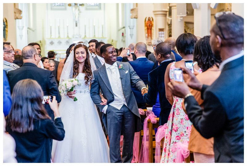 Gorgeous Kent Wedding Ceremony Images