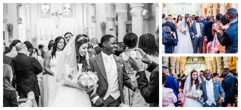Gorgeous Kent Wedding Ceremony Photography