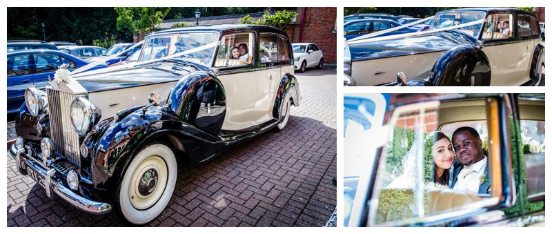 Stunning Kent Wedding Photographer The Warren Bromley