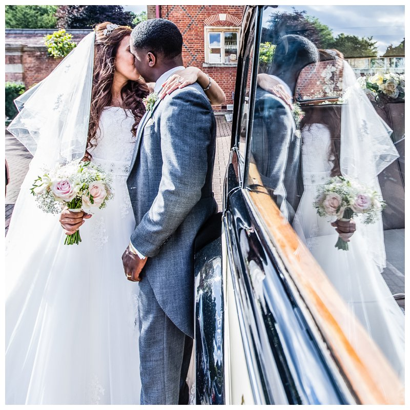 Beautiful Kent Wedding Photography The Warren Bromley