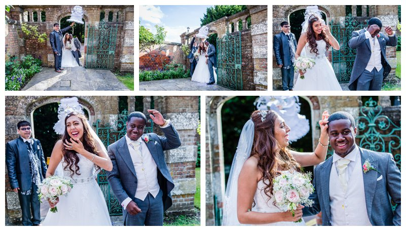 The Warren Bromley Top Kent Wedding Photographer