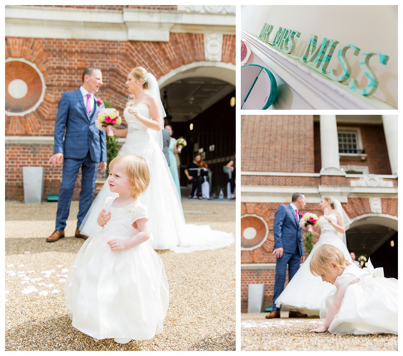 Beautiful London Wedding Photography Devenport House Hotel Greenwich