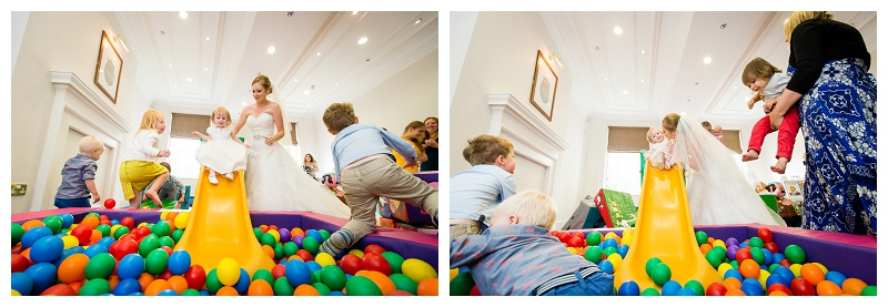 Brilliant London Wedding Photograper Devenport House Hotel Greenwich Kids Creche Ideas