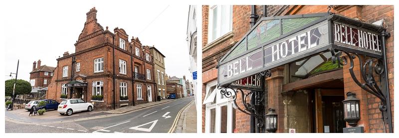 Great Kent Wedding Photographer Bell Hotel