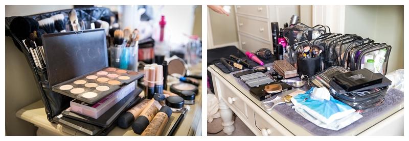 Great Kent Wedding Photography Bridal makeup