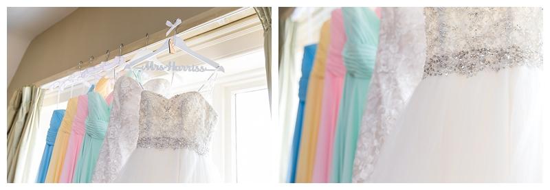 Beautiful Kent Wedding Photographer Pastel Wedding Dresses Bell Hotel