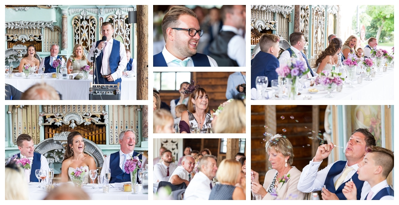 Reportage Kent Wedding Photographer Preston Court Carousel
