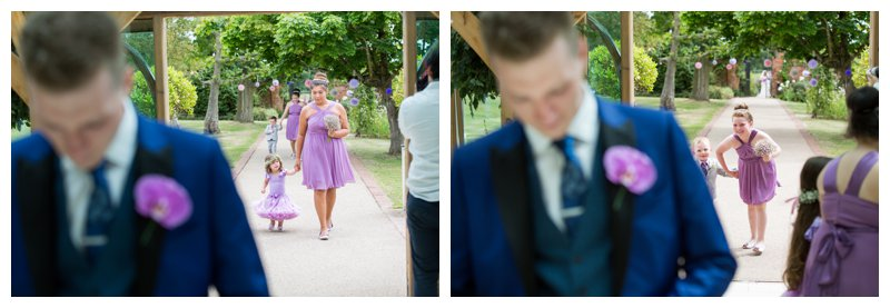 Top Essex Wedding Photographer - Gaynes Park