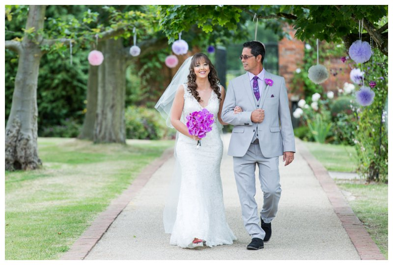 Amazing Essex Wedding Photography - Gaynes Park