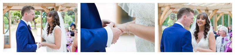 Stunning Essex Wedding Photography - Gaynes Park