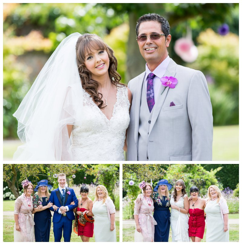 Elegant Essex Wedding Photography - Gaynes Park