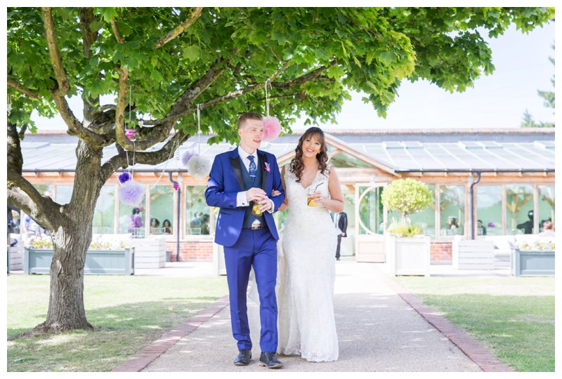 Awesome Essex Wedding Photography - Gaynes Park