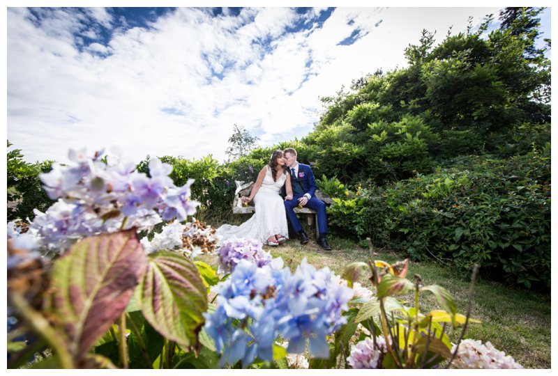 Excellent Essex Wedding Photographer - Gaynes Park