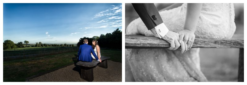 Fantastic Essex Wedding Photography - Gaynes Park